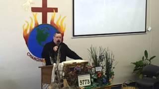 Prophecy/ Apostle Phillip K Crowe