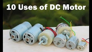 Baixar 10 useful things from DC motor - DIY Electronic Hobby