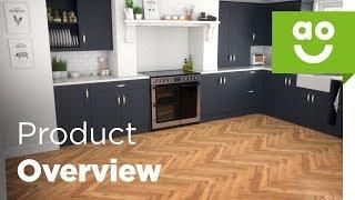 Newworld Range Cooker VISION90E Product Overview | ao.com