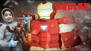 I COME ONCE MORE IRON MAN IN ROBLOX #IRONMAN #ROBLOX #GATOGAMERFC
