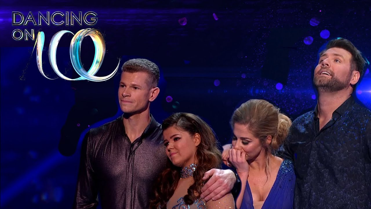 See Who S Skating Home In The Semi Final Dancing On Ice 2019 Youtube