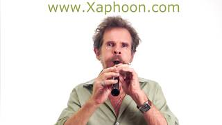 Maui Xaphoon Pocket Sax Demonstration - without reverb