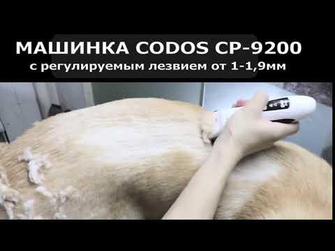 Машинка CODOS с регулируемым лезвием