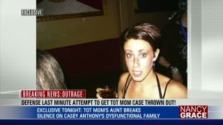 Casey Anthony s aunt breaks silence