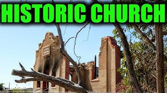 Historic C.H. Cook Memorial Church - Sacaton, Arizona