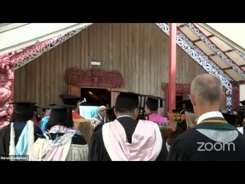 Marae Graduation - December 2017