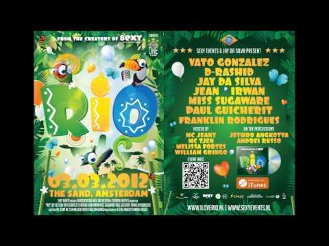 Rio the Party - Mixtape II mixed by D-Rashid & Jay Da Silva (hosted by MC Jeany)