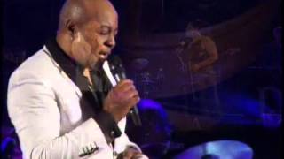 Peabo Bryson duet with Cheryl Lispier Tonight I Celebrate My Love for You -May 2013 Curacao with Cr