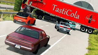 Tasti Cola Delivery Fails 5 | BeamNG.drive