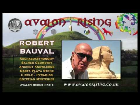 Robert Bauval: Black Genesis & Egyptian Mysteries - Avalon Rising Radio