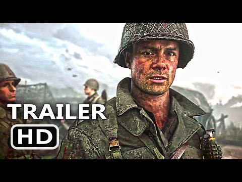 Thumbnail: CALL OF DUTY WWII Official Trailer (2017) World War 2 Game HD