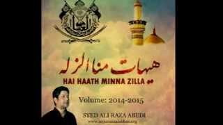 ANJUMAN AL ABBAS 2014-15 HAI HAAT MINNA ZILLA