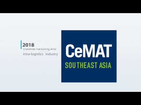 INTRODUCING! THE 2ND EDITION OF CeMAT SEA, AND INDONESIA CO-LOCATED SUPPLY CHAIN TRADE SHOW