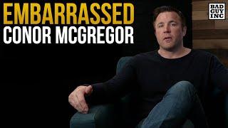 Dustin Poirier EMBARRASSED Conor McGregor