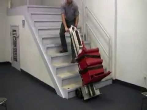 Cargomaster Bc400 Stair Climbing Trolley Your Strong