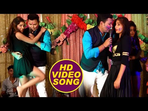 TOP BHOJPURI HOLI VIDEO 2018 - Holi Me Pook Code Mangata - Ranjan Tiwari - Bhojpuri Holi Songs 2018