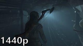 Прохождение Rise of the Tomb Raider [1440p] - #8 Заброшенные шахты