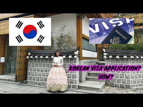 KOREAN VISA APPLICATION - TIPS AND GUIDE