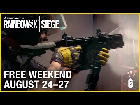 Rainbow Six Siege: Operation Blood Orchid | Free Weekend August 24 - 27 | Trailer | Ubisoft [US]