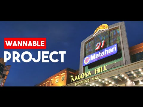 NAGOYA HILLS MALL  // TOURIST ATTRACTION IN BATAM . - WANNABLE TEAM.