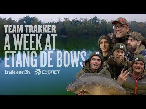 Team Trakker – A Week at Etang de Bows