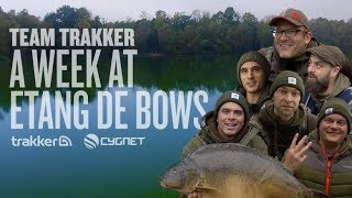 Team Trakker – A Week at Etang de Bows