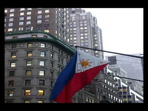 Handog ng Pilipino sa Mundo lyric