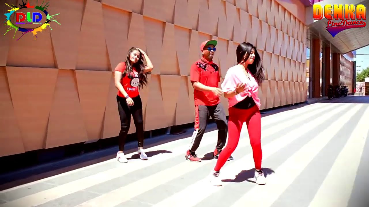 BAILAME REMIX    LINE DANCE    KUPANG NTT    CHOREO BY DENKA NDOLU   
