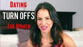 Raw Female Perspective On What Turns Women Off