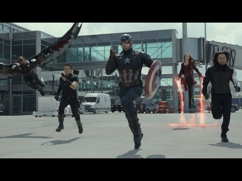 Captain America: Civil War Official Teaser #1