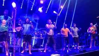 """LaBrassBanda Live in Berlin Columbiahalle 08.11.2013 """"Schweden"""""""
