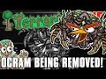 Terraria 1.3 Console RUINED? Exclusives & Ocram REMOVED in the Next Update