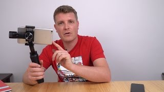 Zhiyun Smooth Q Review. 3-Axis Gimbal For Mobile Phones