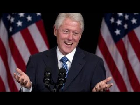 President Clinton seems to take a swipe at Hillary