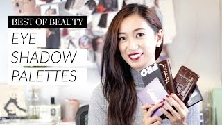 Top 5 Best Eyeshadow Palettes, eyeshadowpalettes