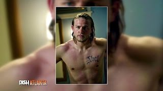 CHARLIE HUNNAM'S FITNESS ROUTINE HAS US BLUSHING