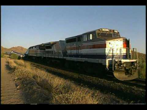 Sabotage of the Sunset Limited Amtrak Train - Derailed, October 9, 1995