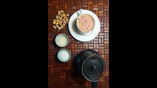 How to make Kashmiri chai (Mona
