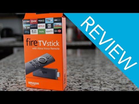 Amazon Fire TV Stick Review 4K