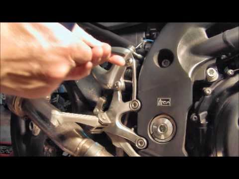 Replace Motorcycle's Rear Brake Light Switch