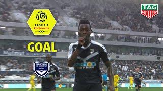 Goal Yann KARAMOH (5') / Girondins de Bordeaux - FC Nantes (3-0) (GdB-FCN) / 2018-19