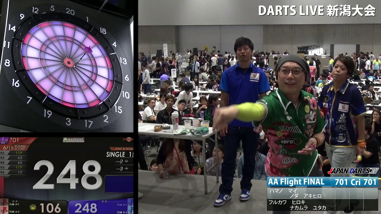 Darts Finale Live