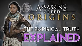 Assassin's Creed: The Truth Episode 19 - Origins Isu Temple Messages EXPLAINED (Empirical Truth)