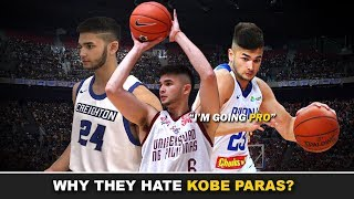 Bakit maraming Haters si Kobe Paras? Dahil ba Mayabang o Hindi Magaling? | Ft Aguilar, Park & Ravena