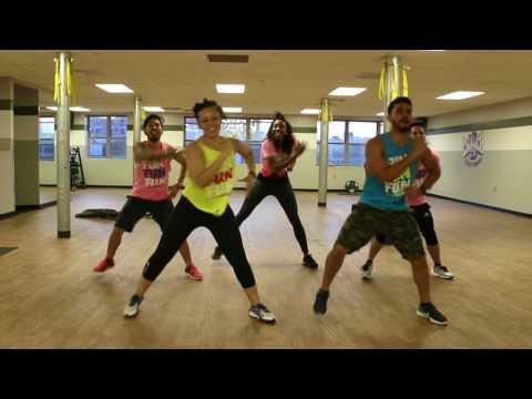 "Dance Cardio: ""WEPA"" by Gloria Estefan Zumba ® Routine Team iN2iT!"
