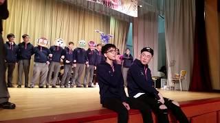 Publication Date: 2017-12-20 | Video Title: 2017-18年度觀塘功樂官立中學班際歌唱比賽 6D班