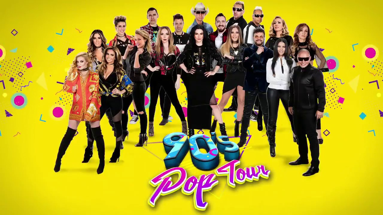 90s pop tour 2017 rar