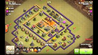 Clash of Clans | #Reboot War Highlight Reel #20 vs. TicosDestroyers