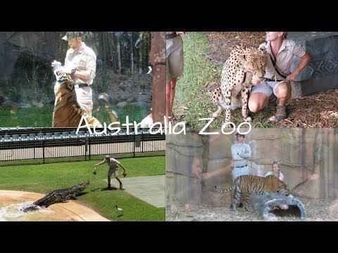 Australia Zoo | TRAVEL VLOG