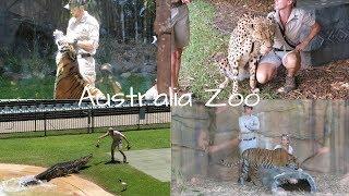Australia Zoo VLOG